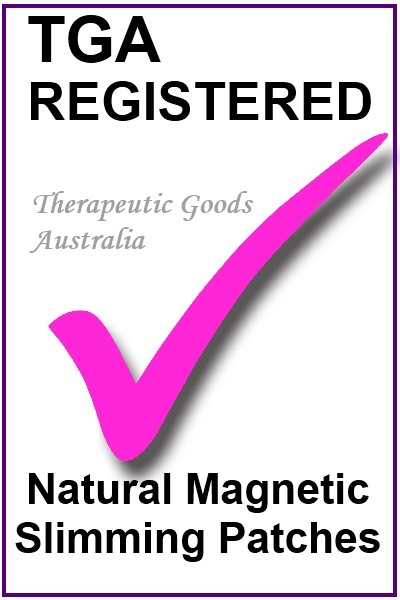 Natural Magnetic Slim Patches TGA Registration image