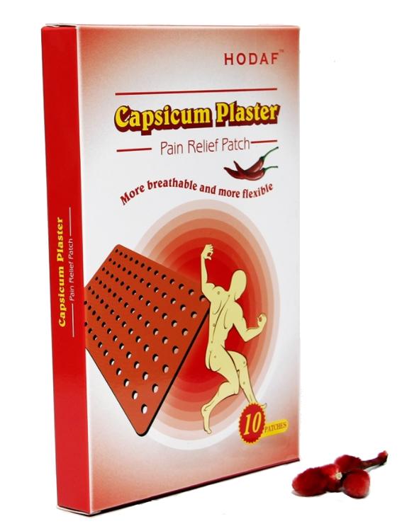 capsicum plaster pack image