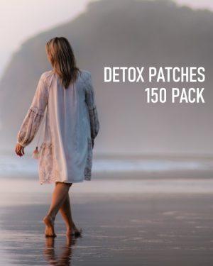 detox foot pads 150 pack image