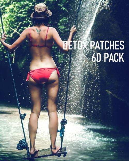 detox foot pads 60 pack image