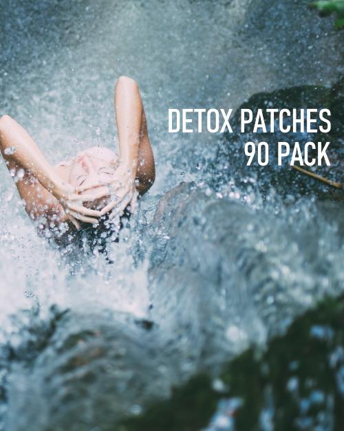 detox foot pads 90 pack image