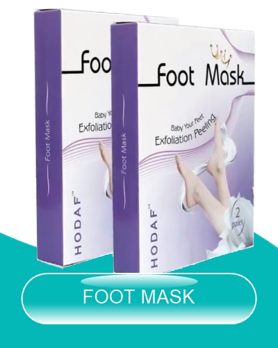 natural slim patch foot mask image