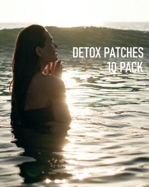 detox foot pads 10 pack image