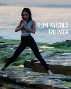 natural slim patch 120 pack girl image