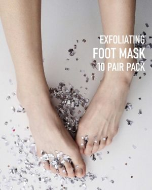 Exfoliating Foot Mask Family pack 10 pair pack image