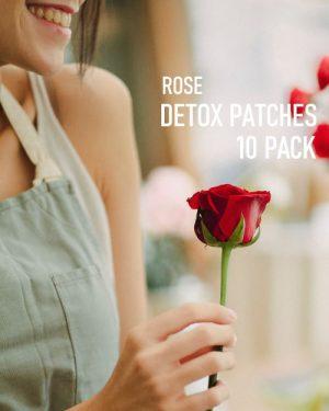 Rose Detox Foot Pads 30 pack image